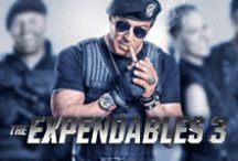 The Expendables 3 / This mission: a clash of classic old-school style versus high-tech expertise in the Expendables' most personal battle ever! In theaters August 15! / by LIONSGATE MOVIES