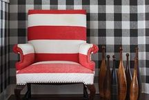 Decor:  Chairs / Upholstery