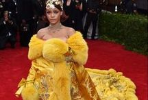 Met Gala / the be all end all red carpet