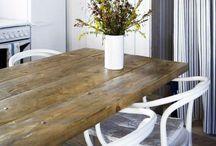 Decor:  Dining Tables