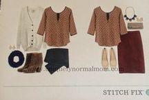 Stitch Fix blogs & blog ideas / by Michelle Schmidt