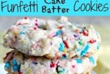 Cookie Monster / Delicious cookie recipes