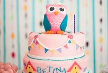 Birthday Party: Look Whoo's 1