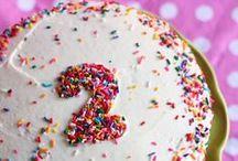 Birthday Party: Sprinkles
