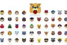 March Madness / Show your March Madness spirit with these 2015 NCAA tournament mascot emoji.Show your March Madness spirit with these mascot emoji. Find your favorite team, save the emoji to your phone and text it to your friends. Because nobody uses their words anymore.