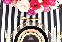 Color Crush: Black, Pink & Gold