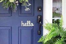 Decor:  Doors