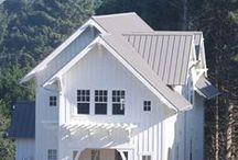 Style:  Modern Barnhouse