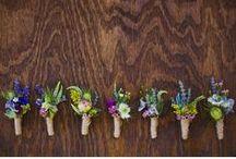 Real Wedding: Wildflower Wonder