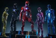 Power Rangers Movie / by LIONSGATE MOVIES