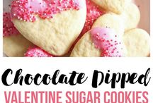 Love's In The Air / Valentine's Day Treats And Crafts