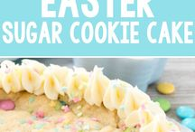 Easter Delights / Easter Desserts