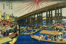 Oriental Art for Beautiful Blinds / Some stunningly beautiful work here, all available for printing onto our blinds...