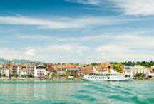Let's go to Morges Region, Geneva Lake