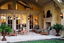 outdoor living  / by Lila ~ TX
