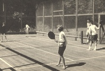 Paddle Tennis / by Suzanne Cook