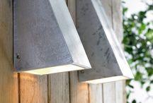 Valaisimet - Garden lights