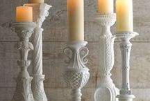 All Things CANDLES / by The Crow's Nest