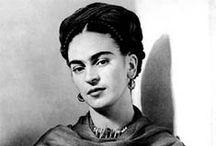 Frida  / All things Frida Kahlo