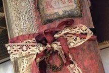 Fabric Book Journals