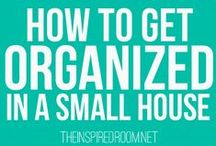 Home Organization / Home organizing ideas.  Some are awesome hacks of things lying around the house you would never think to use to organize.    For more awesome home tips, check us out at:http://www.everythingsahm.net/