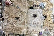 Fabric Journal Pockets