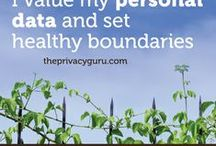 Online Privacy Awareness / Cultivate your privacy awareness and develop a privacy practice.