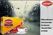 Wagh Bakri Teas / Wagh Bakri range of premium and flavored teas.