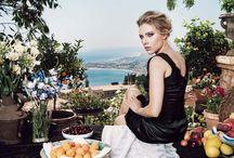 Italian Fashion / The emotions of italian fashion.  #vivalitalia