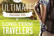 TRAVEL TIPS / Travel tips to help make your trip the best ever!