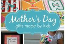 Mother's Day / This board is for simple, but meaningful Mother's Day gift ideas and activities for mom, whether yourself, your mom, or grandma.  Things that can be done any day on any budget . . . because every day should be Mother's Day.