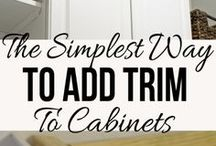 Ceilings Baseboards and Trim