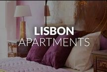 Lisbon Apartments / See here the best apartments in Lisbon by RentExperience   More at www.rent-experience.com   #RentExperience #Apartments in #Lisbon