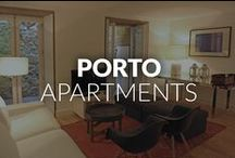 Porto Apartments / See here the best apartments in Porto by RentExperience   More at www.rent-experience.com   #RentExperience #Apartments in #Porto