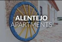 Alentejo Apartments / See here the best apartments in Alentejo by RentExperience   More at www.rent-experience.com   #RentExperience #Apartments in #Alentejo
