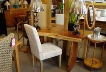 ROSEWOOD FURNITURE / Tables, Bookcases, Stools, Coffee, End, Sofa Tables in Beautiful Rosewood.