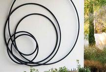 Tilataidetta - Garden Art