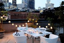 Parvekkeet & kaupunkipuutarhat - Balcony & Rooftop gardens