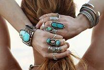 Jewellery & Boho Inspiration
