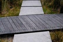 Käytävät ja polut - Paths & Walkways