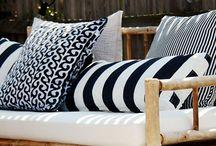 Pihatekstiilit - Outdoor fabric