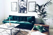 Living room, deco