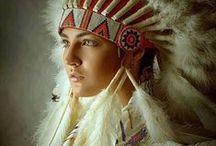 Indianie - rasa żółta