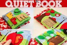 Quiet-Book Ideen