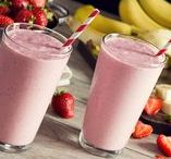 Healthy Smoothies Recipes / Quick yummy and healthy smoothies to lose weight. Perfect for breakfast, for energy boost and for a flat tummy. If you want something for weightloss and still enjoy something yummy... this is perfect for you