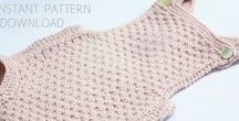 Kntting Baby romper patterns / Baby romper knitting patterns