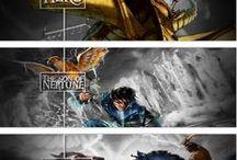 Percy Jackson Universe | books