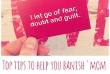 ~ Motherhood tips and tricks ~ / Tips, advice and life hacks to help you rock Motherhood!