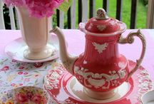 Hora do chá