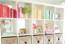 Bookcases...
